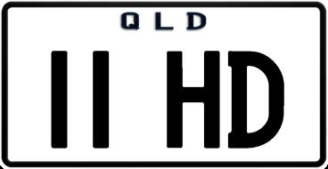 Prestige Plate = 11 HD